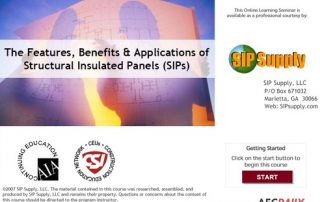 AIA Accredited SIP Course
