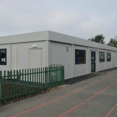 Modular Classroom Panels