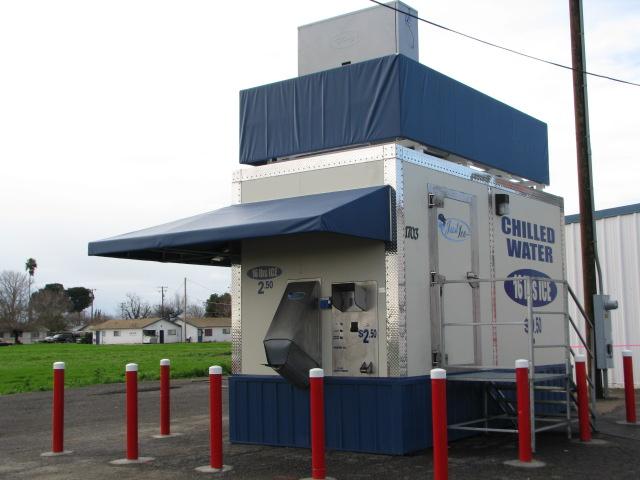 Custom Ice Dispenser
