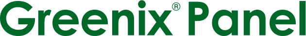 Greenix Panel System Retina Logo
