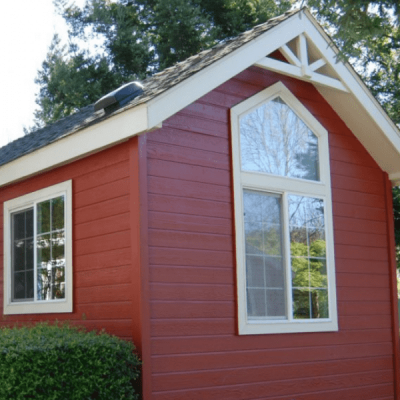 Tiny Panel House